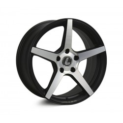 Lenso 17x7.5 Jager Alpine MBFW