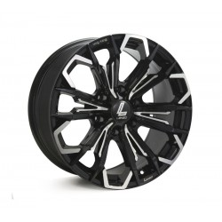 Lenso 18x9.0 Black Angel V5 BKUW