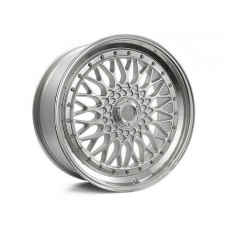 Lenso 17x8.5 BSX Silver