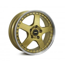 Simmons 17x7.0 17x8.5 FR-1 Gold