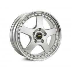 Simmons 17x8.5 17x9.5 FR-1 Silver