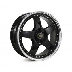 Simmons 17x7.0 17x8.5 FR-1 Gloss Black