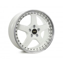 Simmons 18x8.5 18x9.5 FR-1 White