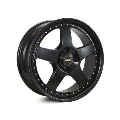 Simmons 18x8.5 18x9.5 FR-1 Satin Black
