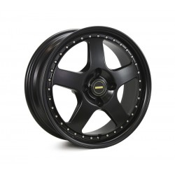 Simmons 19x8.5 19x9.5 FR-1 Satin Black