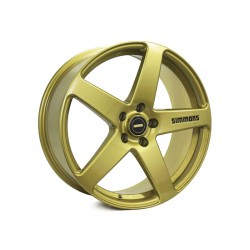Simmons 20x8.5 20x10 FR-C Full Gold