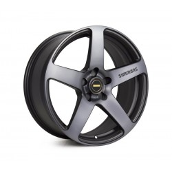 Simmons 20x8.5 20x10 FR-C Black Tinted