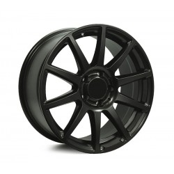 Style For MB 17x8.0 MB688 Matte Black