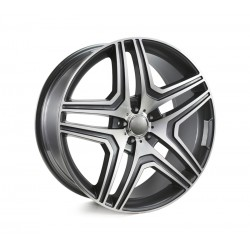 Style For MB 22x9.5 ML63 Gunmetal