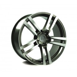Style For PC 20x9.5 Cayenne10 Gunmetal