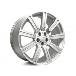 Style For RR 22x10 Stormer Silver