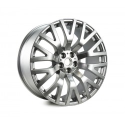 Style For RR 22x10 Cosworth Silver