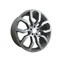 Style For RR 22x10 LRX Concept Silver