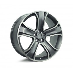 Style For RR 22x9.5 Style5932 Gunmetal