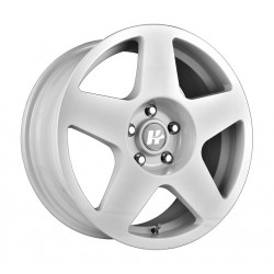 Hussla 17x7.5 659 Rally White