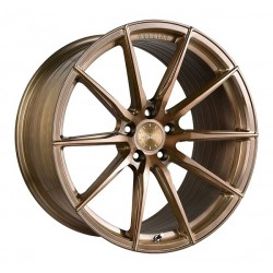Vertini 20x8.5 RF1.1 Brushed Bronze