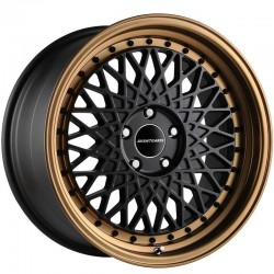Avant Garde 18x8.0 M220 Gloss Black Bronze Lip