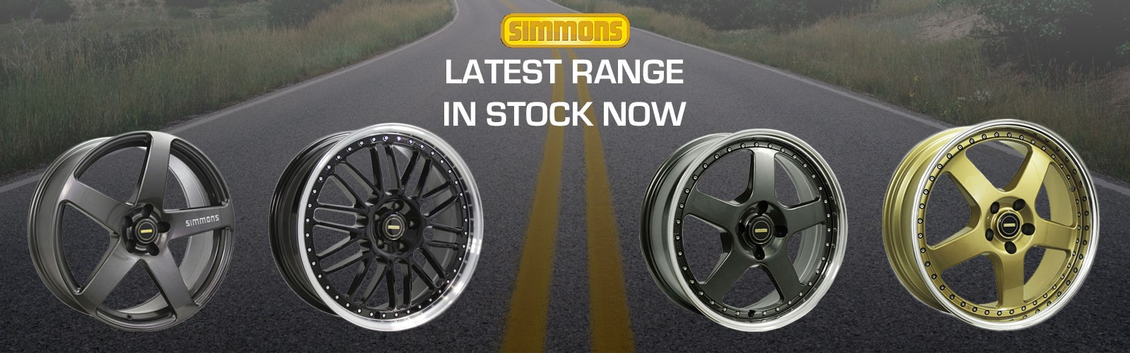 Simmons - Wheels For The Serious Enthusiast